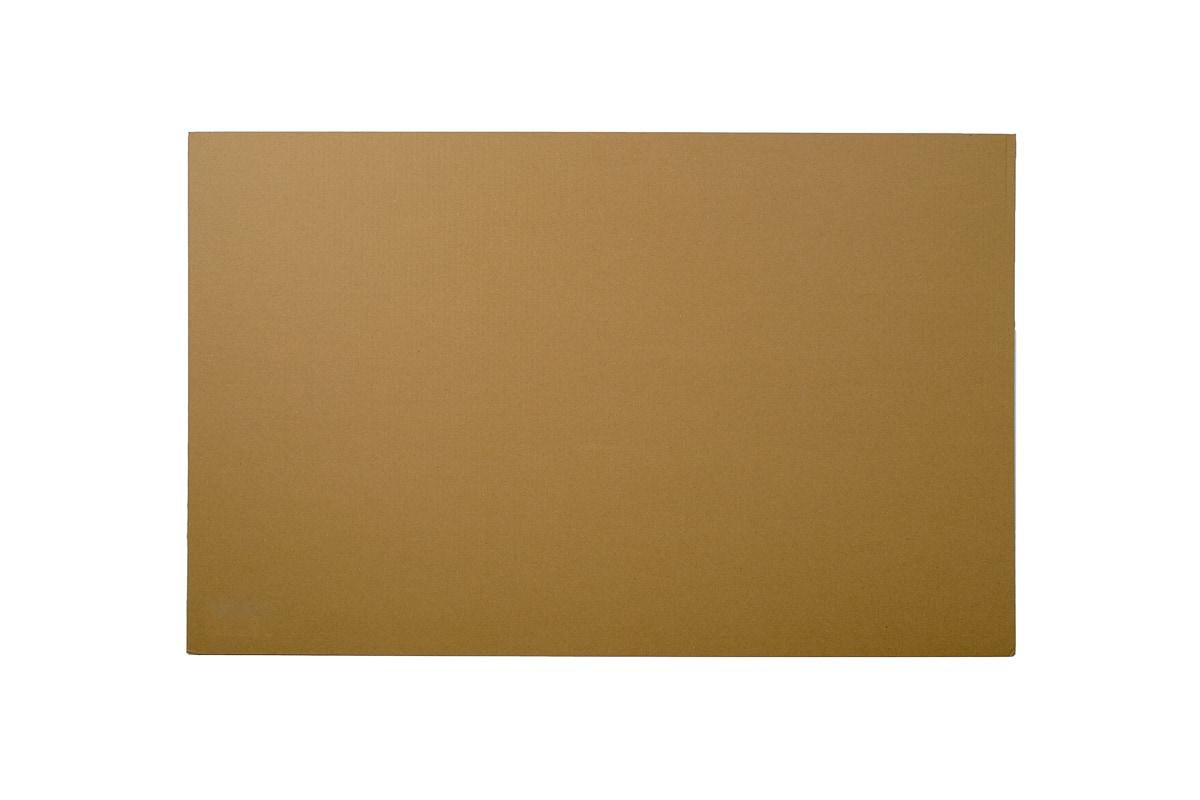 Kartonnen palletplaten EURO golfkarton - 75 x 115cm x 3mm