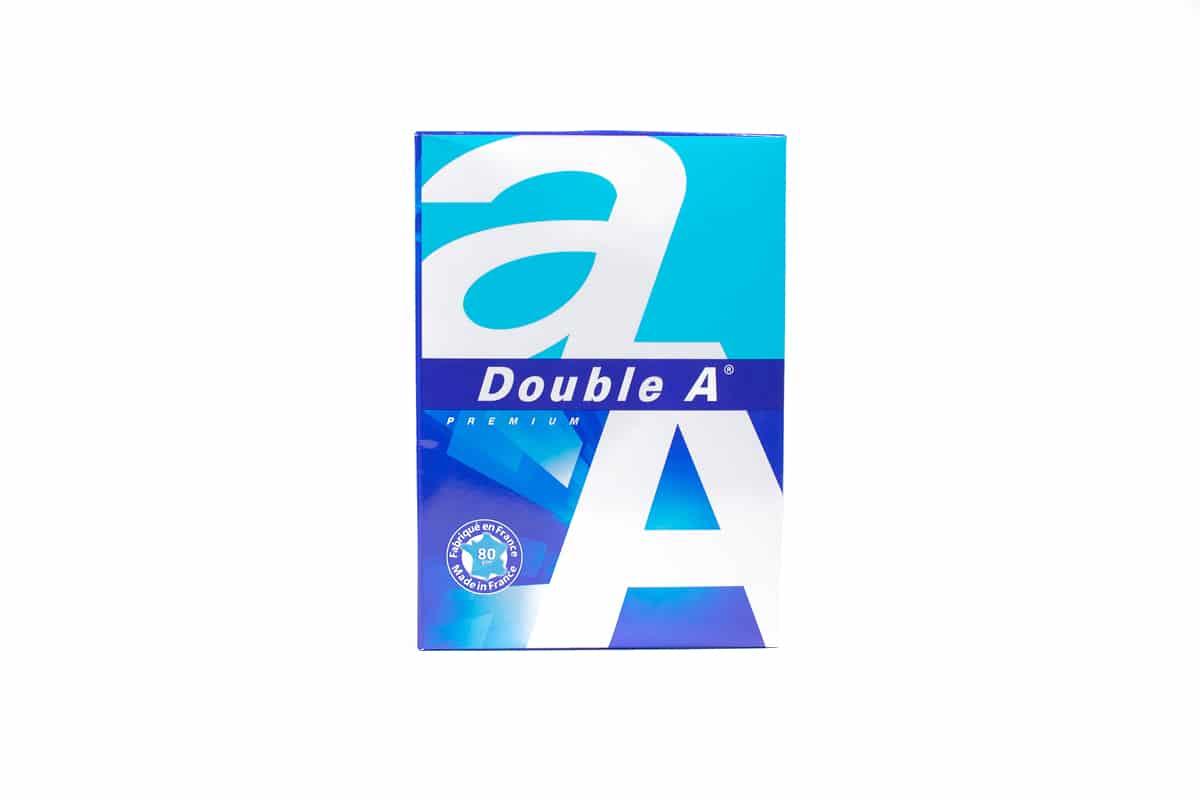 Double A kopieerpapier A4 - 80gr wit 500 vel