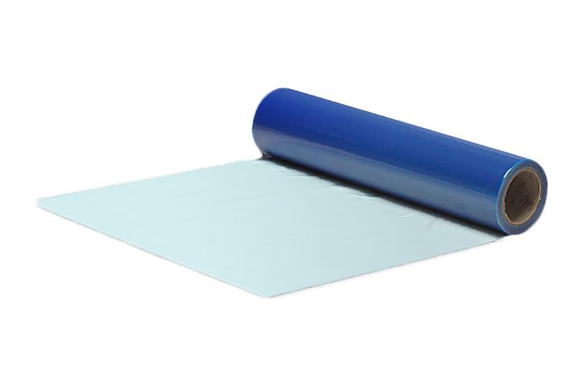 Raamfolie blauw - 50cm x 100m
