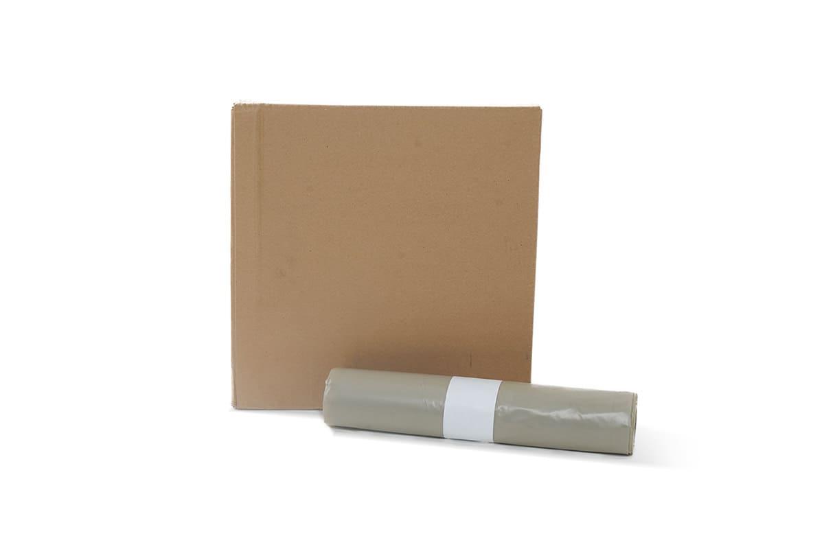 MDPE knapzakken 400L - 70 x 15/15 x 200cm (50 st)