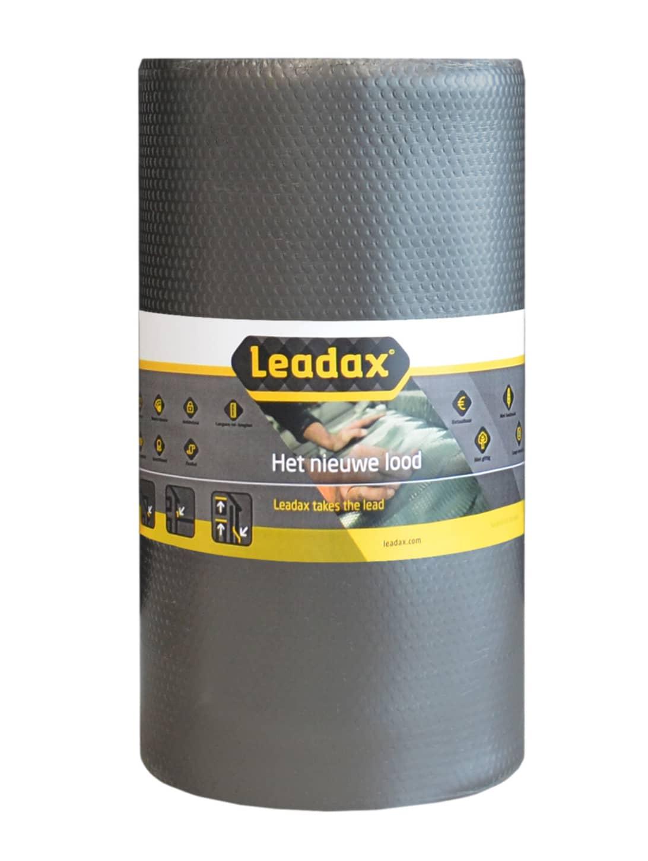 Leadax loodvervanger grijs - 500mm (3m²)