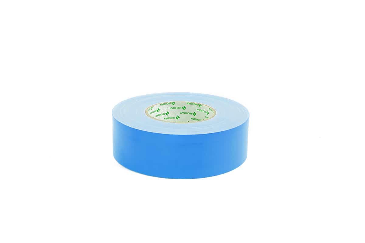 Nichiban® 1200 gaffa tape licht blauw - 50mm x 50m