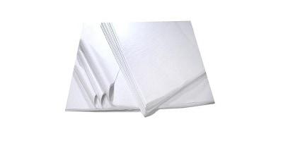 Zijdepapier zuurvrij wit - 750 x 1000mm x 24g/m²