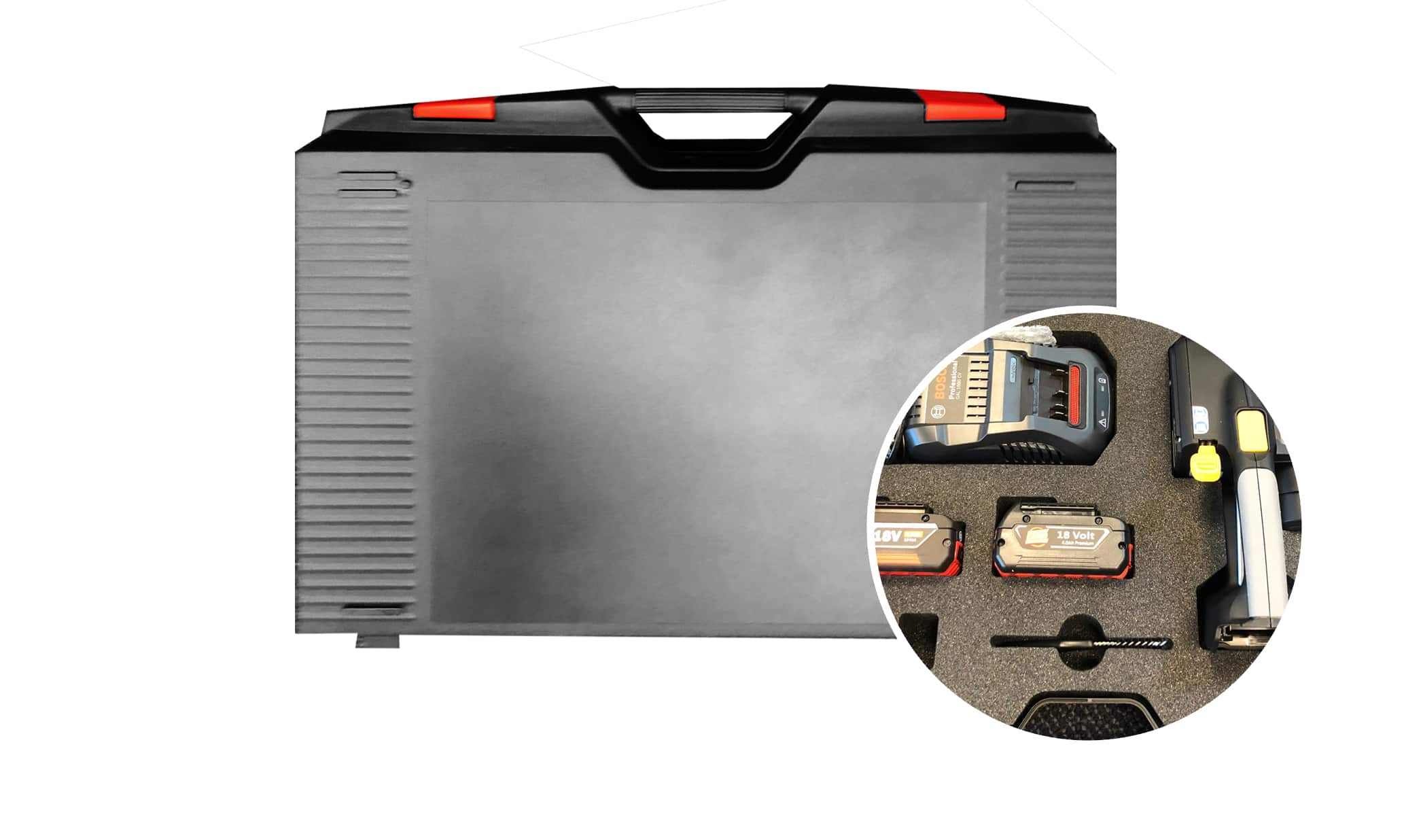 Luxe koffer Zapak ZP 97/93