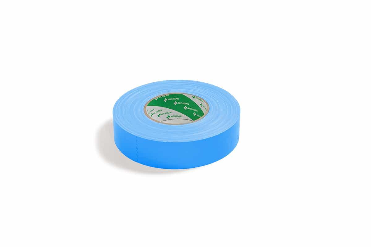 Nichiban® 1200 gaffa tape licht blauw - 25mm x 50m