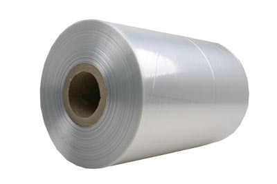 LDPE folie transparant - 400mm x 1400m x 60my