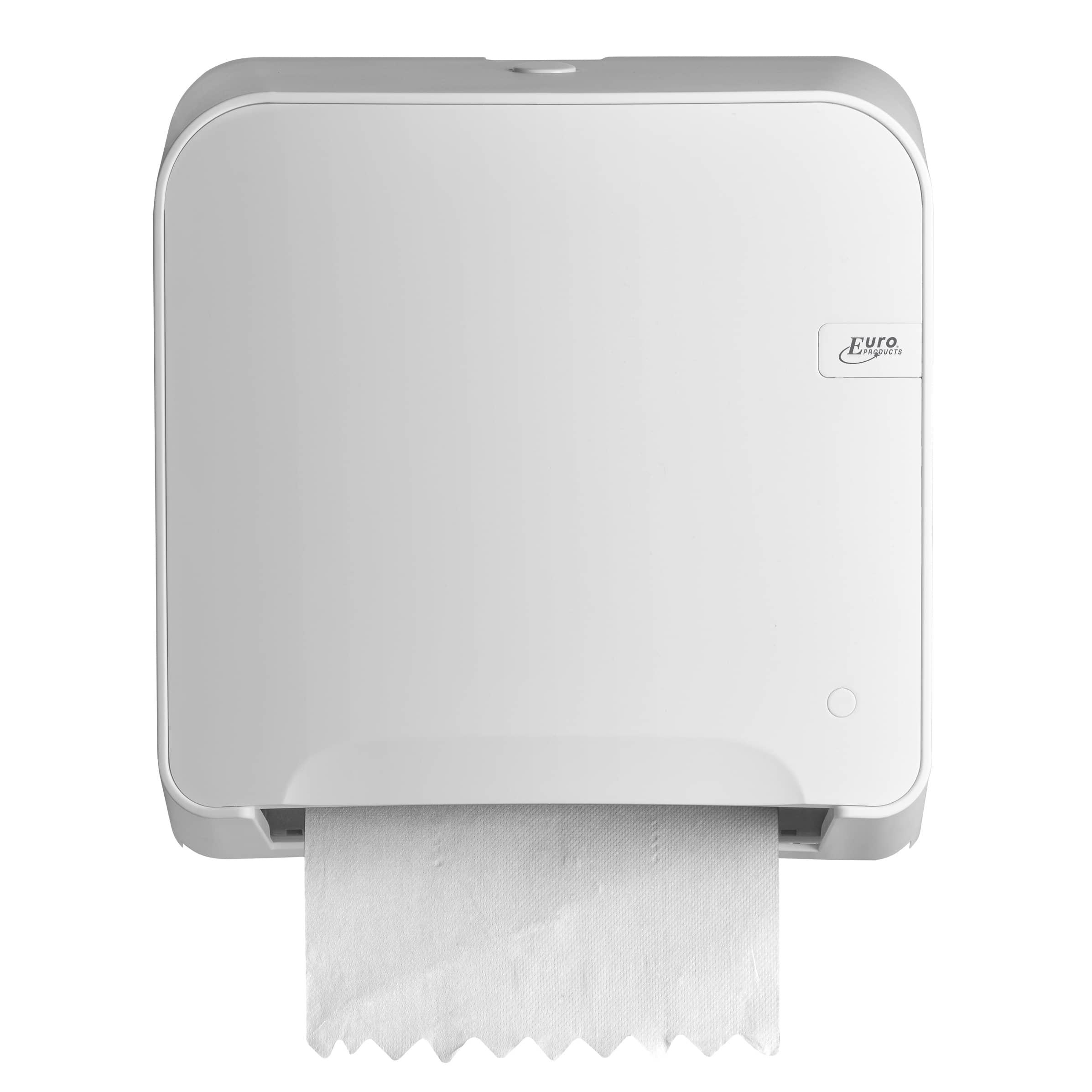Quartz handdoekautomaat Mini Matic XL wit