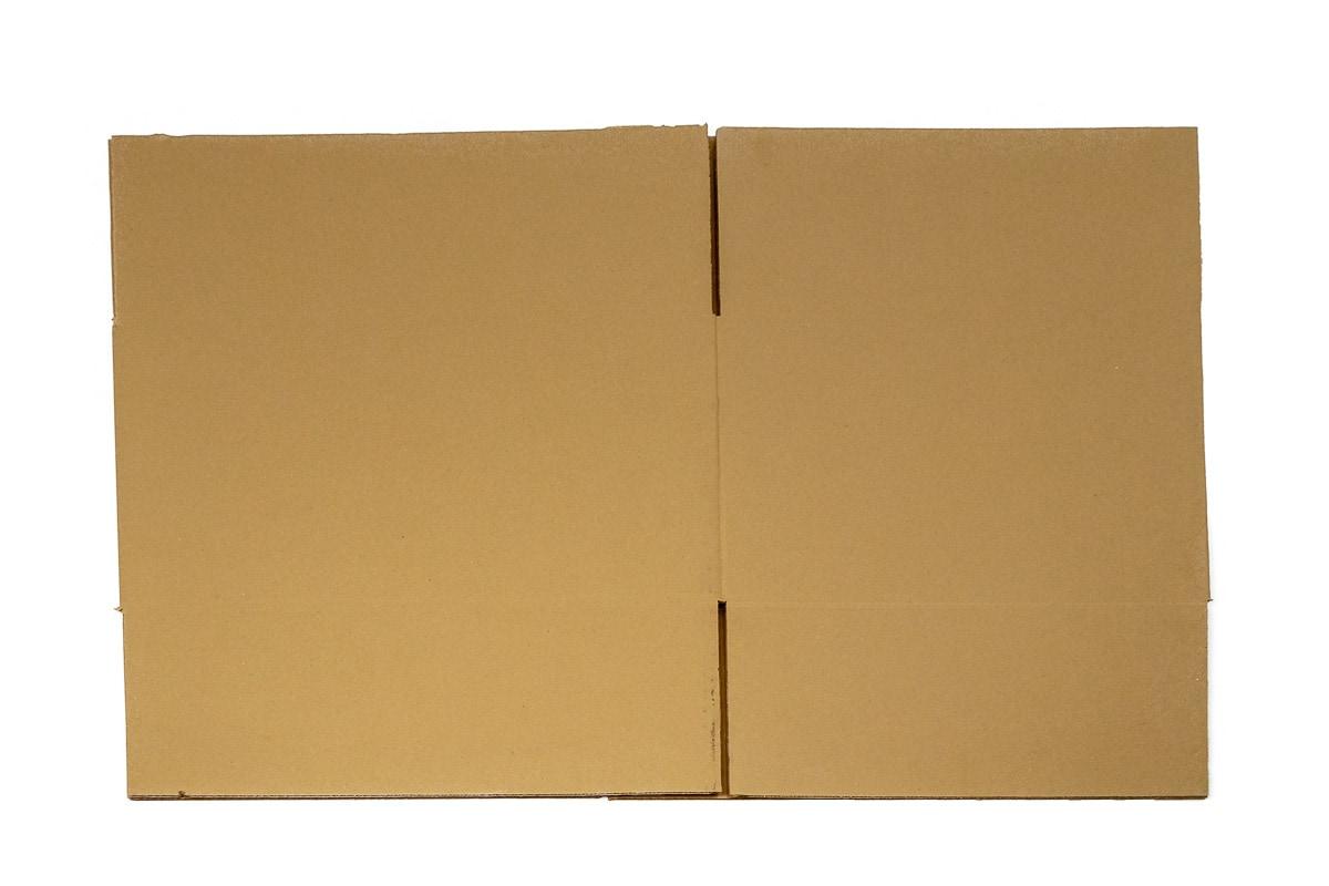 Kartonnen doos - 400 x 250 x 250mm (dubbele golf)