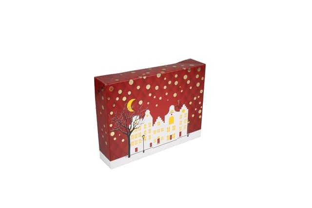 Sinterklaas Letterdoos - 300 x 260 x 70mm (100 st)