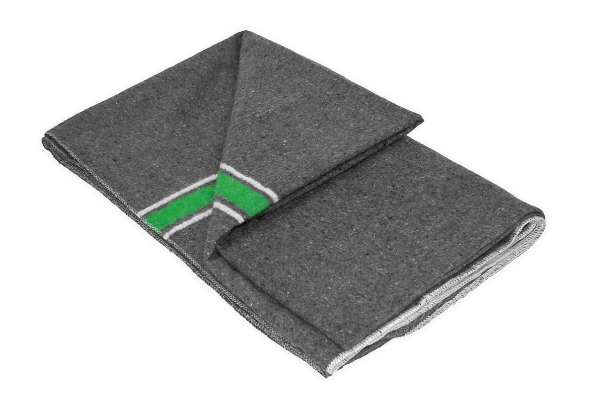 Verhuisdekens superieur XL groen - 150 x 300cm x 2250gr