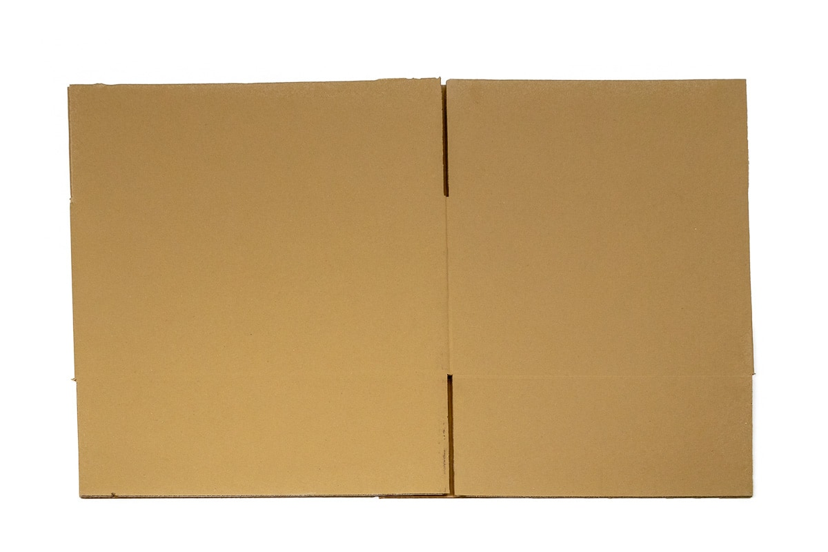 Kartonnen doos - 385 x 285 x 285mm (dubbele golf)