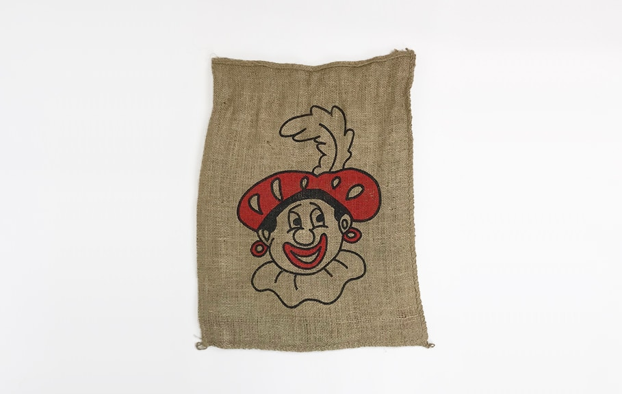 Jute Sinterklaas zak - 45 x 60cm