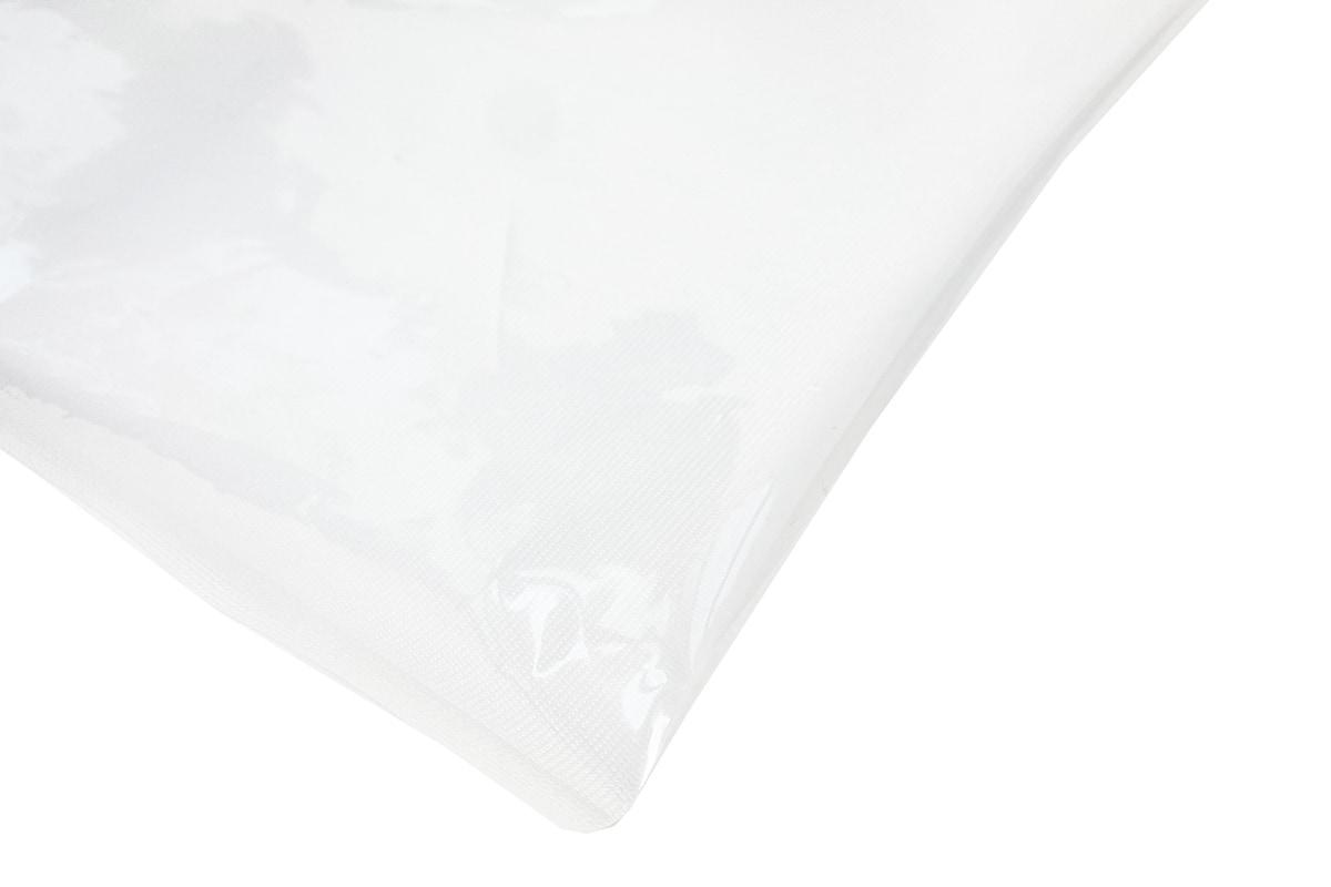 PA/PE vacuümzakken zijlas met microstructuur - 150 x 250 mm x 90 my (100 st)