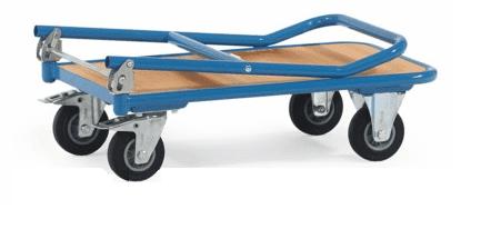Fetra opklapbare magazijnwagen type 1133