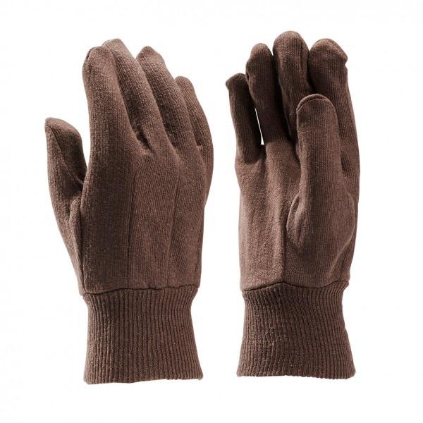 Jersey katoen 47747B handschoenen - 12 paar