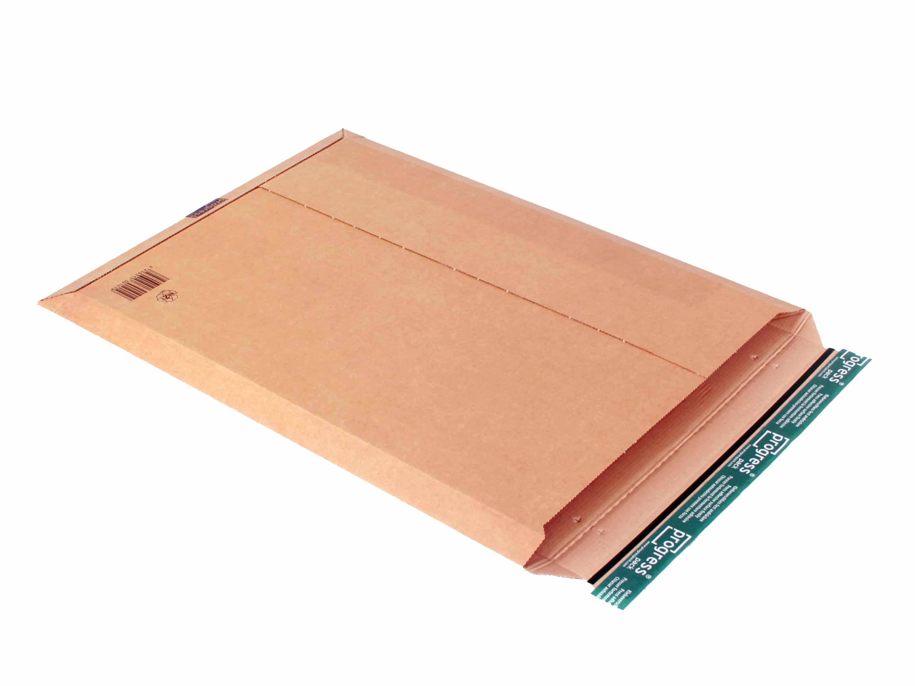 Kartonnen enveloppen Premium - 335 x 500 x 0-50mm (100 st)