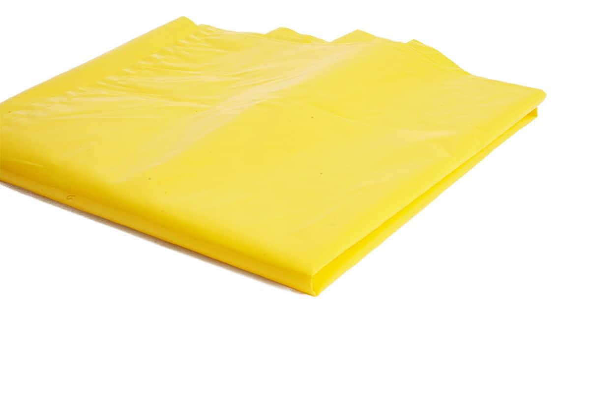 Plastic meubelhoezen - 260 x 130cm x 70my (75 st)